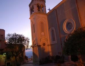 Tramonto a Castelmola