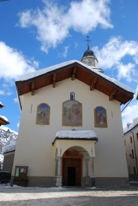 Sant'Anselmo e San Bonifacio