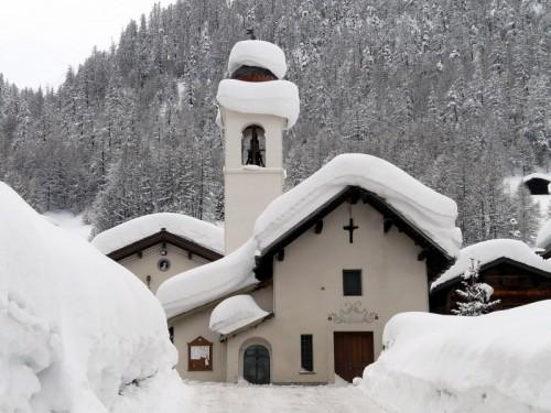 Livigno - Chiesa dell'addolorata