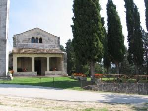 chiesa di villa San Faustino