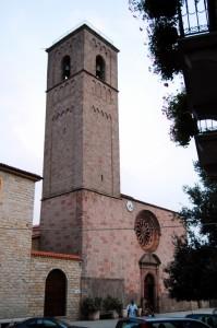 Campanile del Duomo di Gavoi
