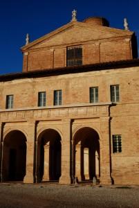 monastero fronte