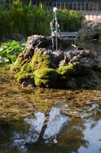 Fontana Villa Comunale