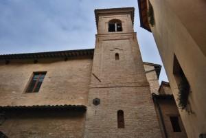 chiesa giovanni battista - campanile