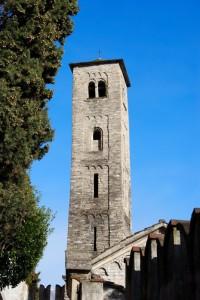 Scorcio Campanile chiesa di S.Agata