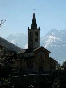 chiesa di Roisan