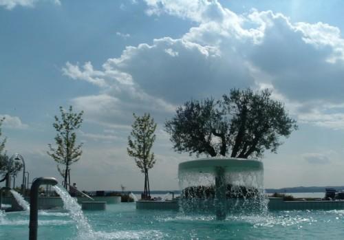 Sirmione - fontane termali
