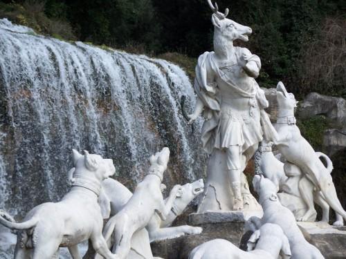 Caserta - Fontana di Diana e Atteone Particolare