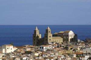 Cefalù, il Duomo ed il mare…