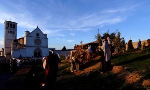 Presepio per San Francesco