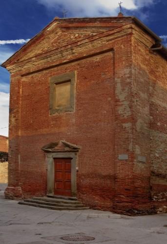 Cascina - Oratorio di S. Croce