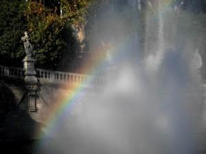 Arcobaleno (fontana dei 12 mesi)
