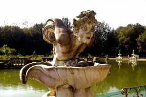 Fontana nel Giardino di Boboli