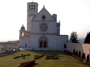 "Poteva mancare ??    ""Basilica di San Francesco d'Assisi"""