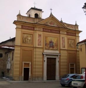 Chiesa di Maria Vergine Incoronata
