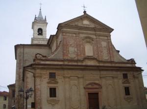 Chiesa di San Giovanni Battista a Pianfei