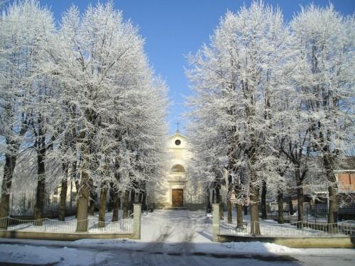 Carmagnola - Chiesa del ricovero