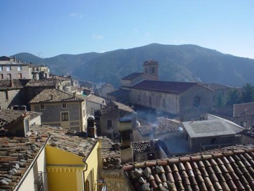 San Giovanni in Fiore - Abazia, fondata dall'Abate di dantesca memoria