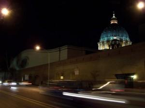 S.Pietro in notturna