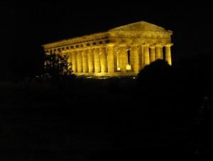Antico Templio Sacro di Paestum