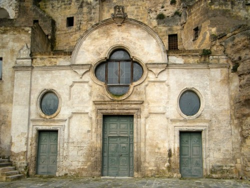 Matera - San Pietro Barisano