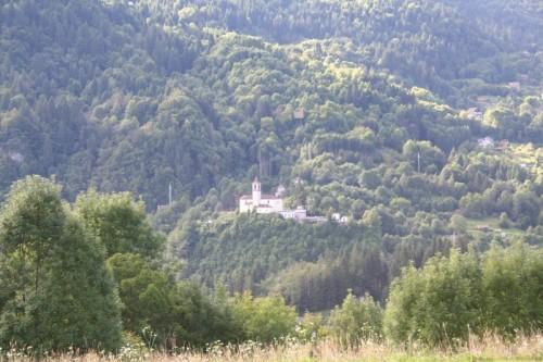 Comeglians - chiesa di S. Giorgio