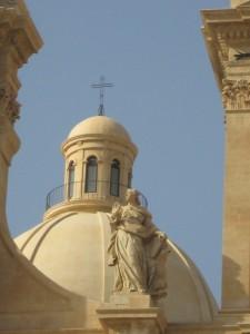 scorcio cattedrale di Noto
