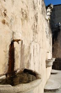 Le Tre Fontane a Pietrasanta