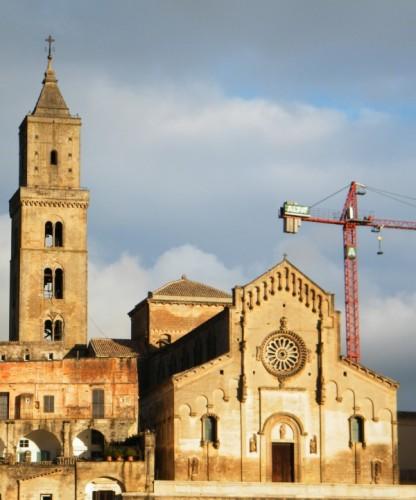 Matera - La Cattedrale