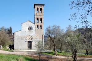 Pieve dei Santi Giovanni e Felicita a ValdiCastello Carducci