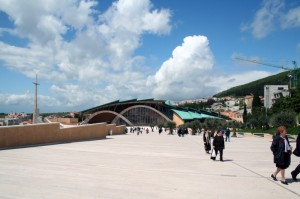 Nuova basilica di Padre Pio