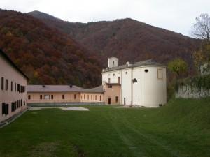 chiesa della certosa di Chiusa Pesio