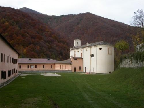 Chiusa di Pesio - chiesa della certosa di Chiusa Pesio