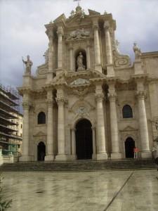 Chiesa Cattedrale - prospetto