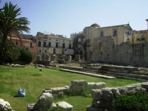 Chiesa di S.Paolo Apostolo sul Tempio di Apollo