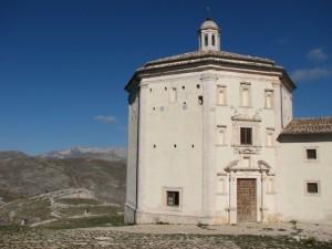 Santa Maria della Pietà, Calascio