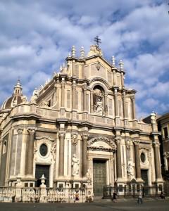 Duomo di Catania.