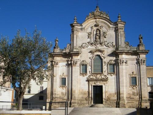Matera - S. Francesco d'Assisi