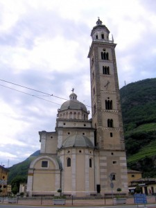 Santuario Della Madonna di Tirano (SO)