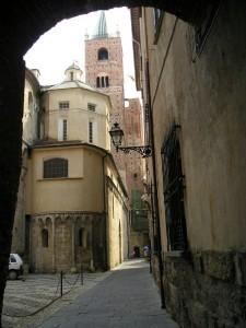 Scorcio di Albenga