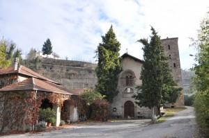 La Pieve e Monte Oliveto