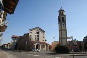 Piazza della Conciliazione e la Cattedrale.
