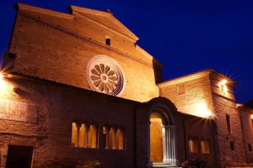Tolentino - Abbazia  S.Maria di Chiaravalle di Fiastra