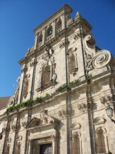 Siracusa-settecentesca chiesa dello Spirito Santo