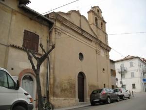 La vecchia parrocchiale di Numana