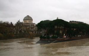 la Sinagog di Roma