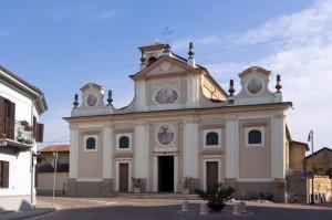Stroppiana - Chiesa di San Michele