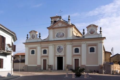 Stroppiana - Stroppiana - Chiesa di San Michele