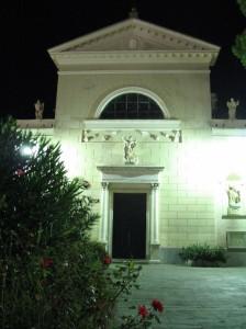 Chiesa di San Michele di Pagana - Rapallo