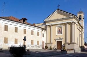 Prarolo - Chiesa della Madonna dell'Assunta